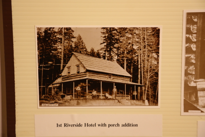 Lake Cowichan: Riverside Inn