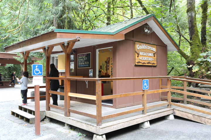 Goldstream Provincial Park: Concession Stand