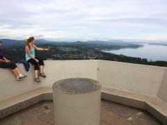 Mount Douglas Summit