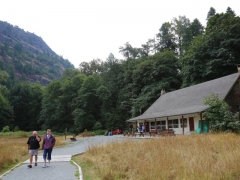 Goldstream Provincial Park: Visitor Centre