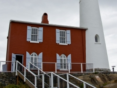 Fisgard Lighthouse: National Historic Site
