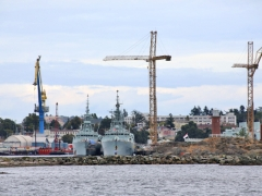 Esquimalt Harbour