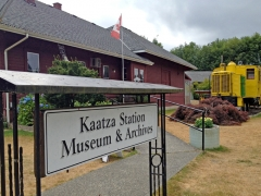 Lake Cowichan: Kaatza Station Museum