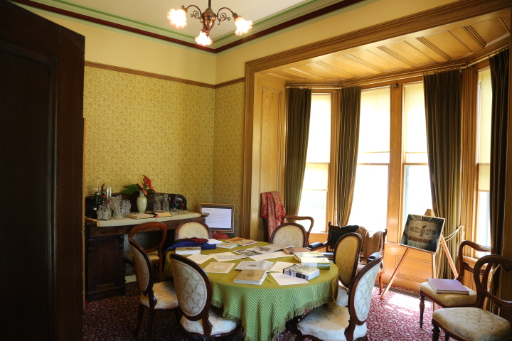 Emily Carr House - Dining Room