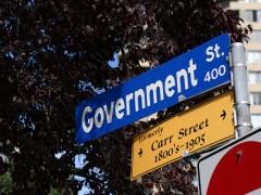 Carr Street/Government Street