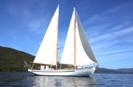 Gwaii Haanas Aboard Passing Cloud