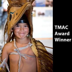 2015 TMAC Awards - Best People Photo - Nuu-chah-nulth Dancer 1