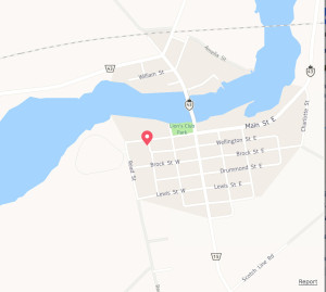 Merrickville Map 1