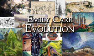 Emily Carr Evolution